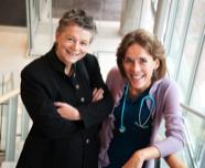 Drs. Sylvia Stockler and Clara van Karnebeek
